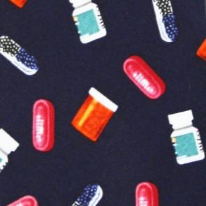 Pills Allover Necktie