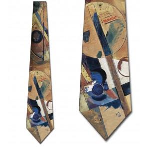 Kurt Schwitters Collage Necktie