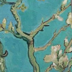 Van Gogh - Almond Blossom Necktie