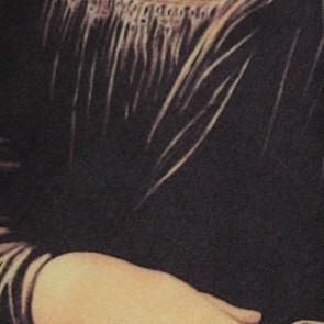 Mona Lisa Necktie