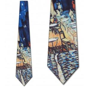 Outdoor Cafe Necktie