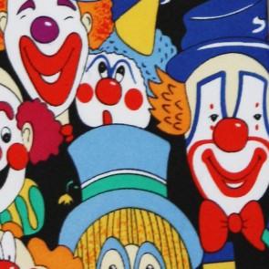 Big Clowns Allover Necktie